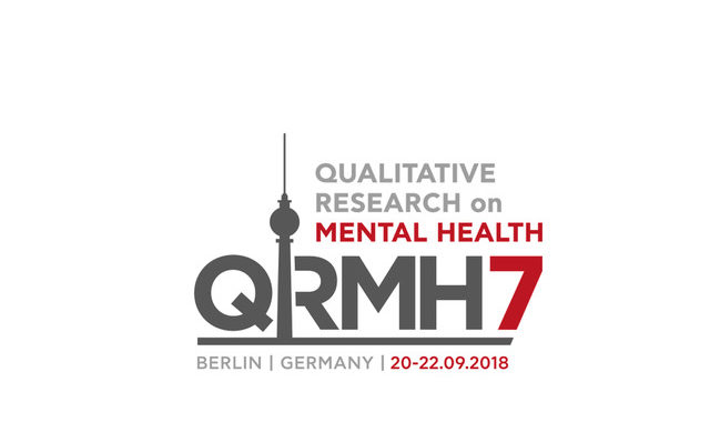 QRMH7 – Qualitative Research In Mental Health 7